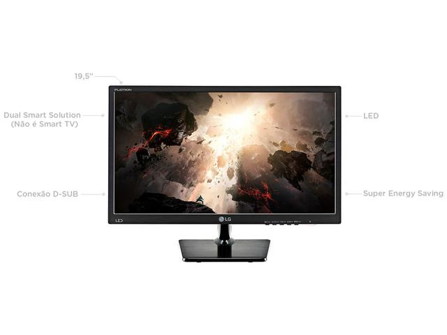 Imagem de Monitor 19,5