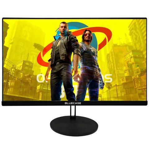 Imagem de Monitor 24 Bluecase Gamer BM246GW - Full HD - RGB - 165Hz - 1ms - HDMI / DisplayPort