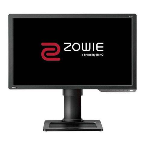 Imagem de Monitor 24 LED BENQ Zowie Gamer - 144HZ - 1MS - FULL HD - DVI - HDMI - Displayport - Multimidia -
