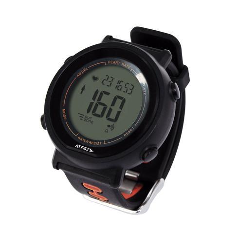 Imagem de Monitor Cardíaco + Cinta Fortius com Contador de Calorias Cronômetro Alarme Preto Atrio - ES049