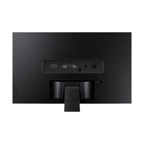 Imagem de Monitor Curvo Gamer Samsung FHD LED 24 60hz 4ms Freesync C24F390 HDMI VGA LC24F390FHLMZD