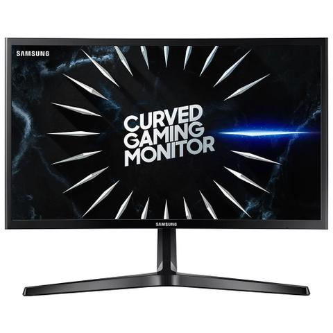 "Imagem de Monitor Gamer 24"" Curvo C24RG50 - 144hz, Fhd, Hdmi, Eye Saver Mode, Freesync - Samsung"