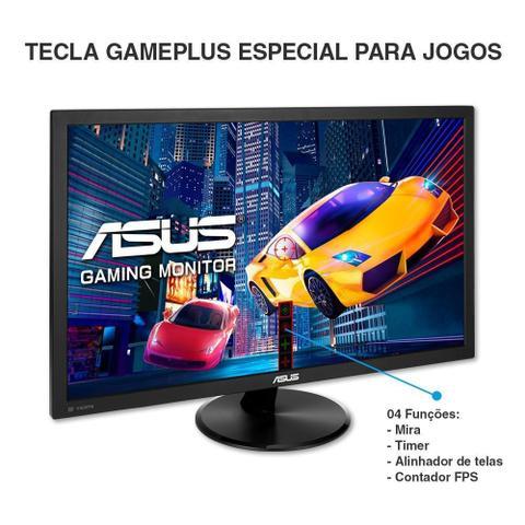 Imagem de Monitor Gamer Asus 23,8'' LED 1ms 144hz Ips FreeSync, VP249QGR