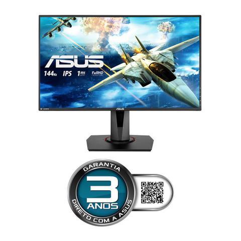 Imagem de Monitor gamer Asus VG279Q 27 Full HD 144HZ 1MS IPS HDMI DP G-SYNC