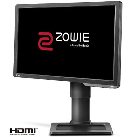 Imagem de Monitor Gamer BenQ ZOWIE 24 NVIDIA 3D Vision 144Hz 1ms - XL2411P 110/220V bivolt