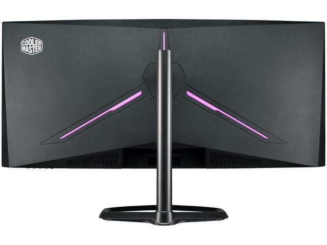 "Imagem de Monitor Gamer Cooler Master  GM34-CW 34"" LCD Curvo"