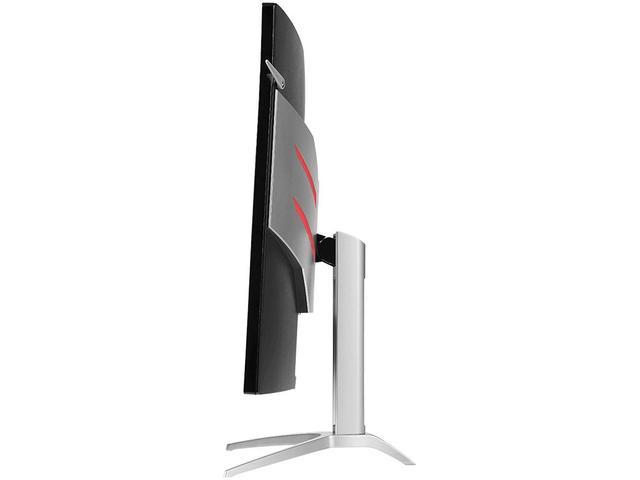 "Imagem de Monitor Gamer Full HD AOC LCD Curvo 31,5"""