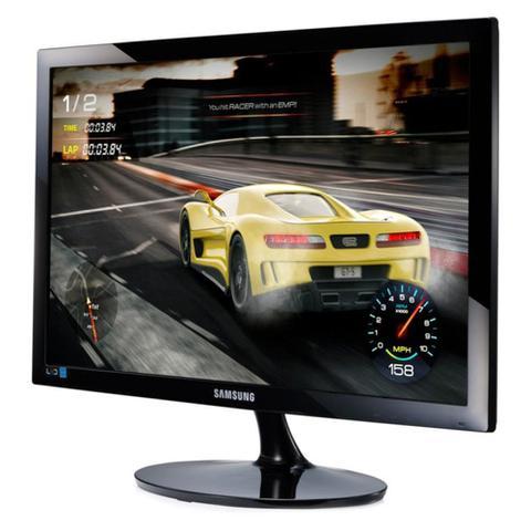 Imagem de Monitor Gamer Samsung LED 24 Full HD HDMI VGA 75Hz 1ms LS24D332HSX/ZD