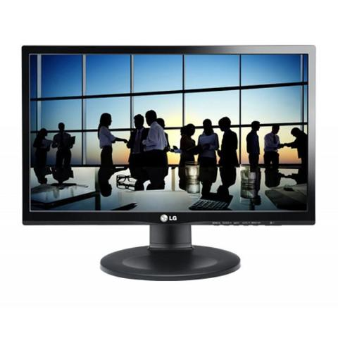 Imagem de Monitor LED 19.5 LG 20M35PH-B VGA HDMI Preto Pivot Ajuste de Altura