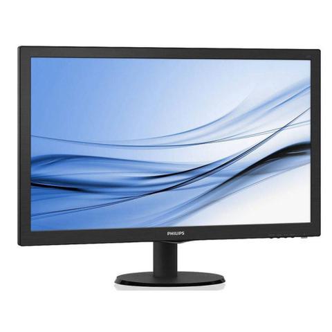 Imagem de Monitor LED 27 Multimidia  Philips 273V5LHAB 27 LED 1920X1080 Wide VGA DVI HDMI Vesa