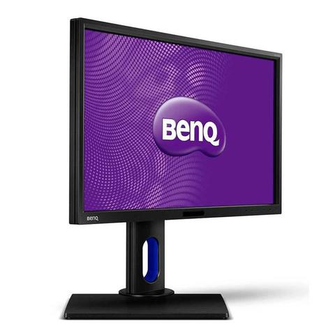 Imagem de Monitor LED BENQ BL2420PT 23.8AJUSTE de ALTURA/PIVOT QHD VGA/DVI/HDMI/DPI/PRETO