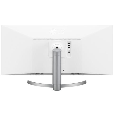 "Imagem de Monitor LG Full HD UltraWide IPS LED 34"" Polegadas 21:9 HDR 2560x1080p Ajustável HDMI 34WK650-W"