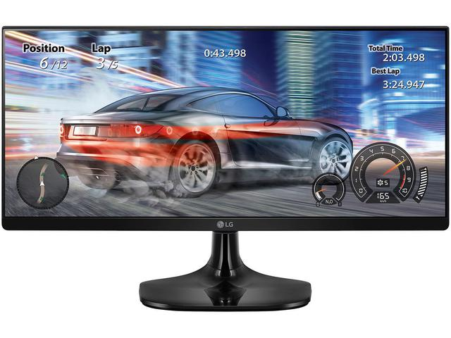 """Imagem de Monitor LG LED 25"""" Full HD UltraWide 21:9"""