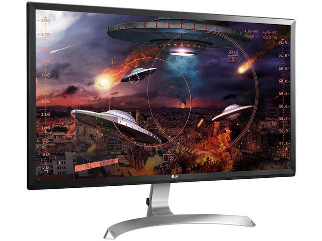"Imagem de Monitor para PC 4K LG LED Widescreen IPS 27"""