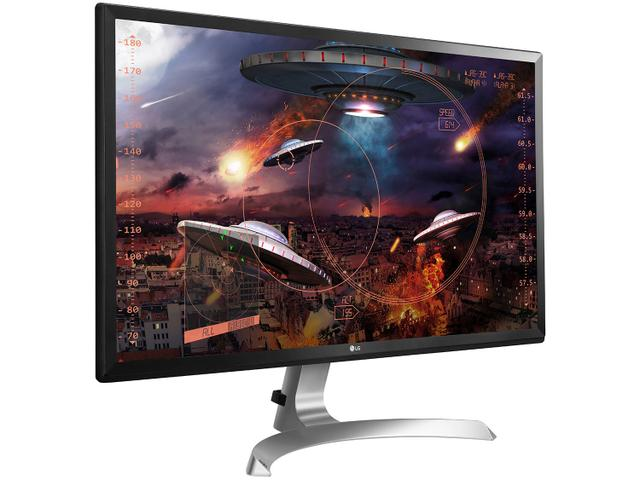Imagem de Monitor para PC 4K LG LED Widescreen IPS 27""