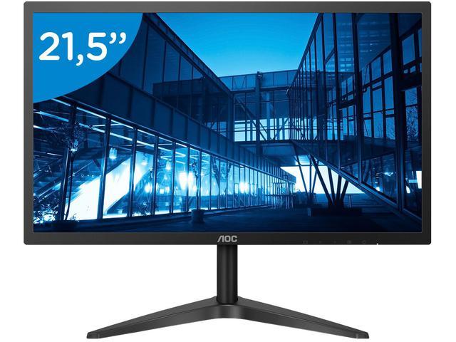 """Monitor 21,5"""" Led AOC Full Hd - 22b1h"""