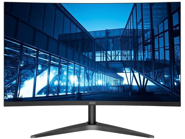"Imagem de Monitor para PC Full HD AOC LED Widescreen 23,6"""