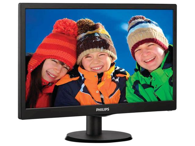 Imagem de Monitor para PC HD Philips LED Widescreen 18,5""
