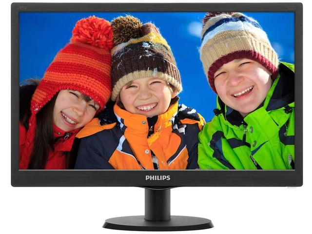 "Imagem de Monitor para PC Philips 193V5LSB2 18,5"" LED"