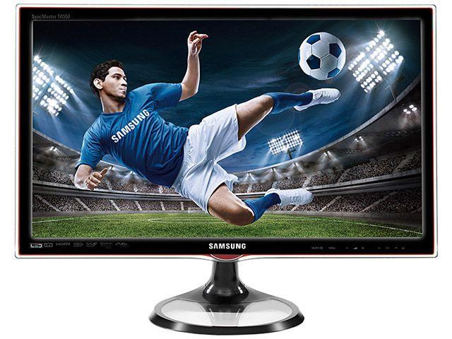 "Imagem de Monitor TV LED 24"" Samsung Full HD T24A550"