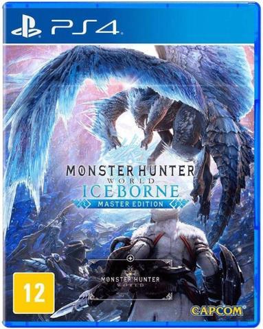 Jogo Monster Hunter World Iceborne Master Edition - Playstation 4 - Capcom