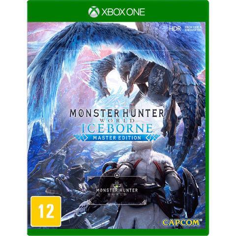 Jogo Monster Hunter World Iceborne Master Edition - Xbox One - Capcom