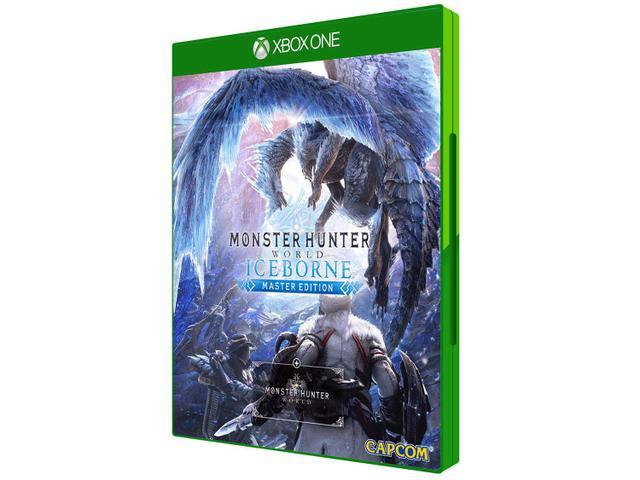 Jogo Monster Hunter World Iceborne - Xbox One - Capcom