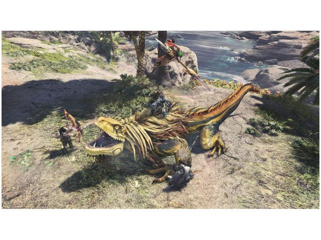 Imagem de Monster Hunter World para PS4