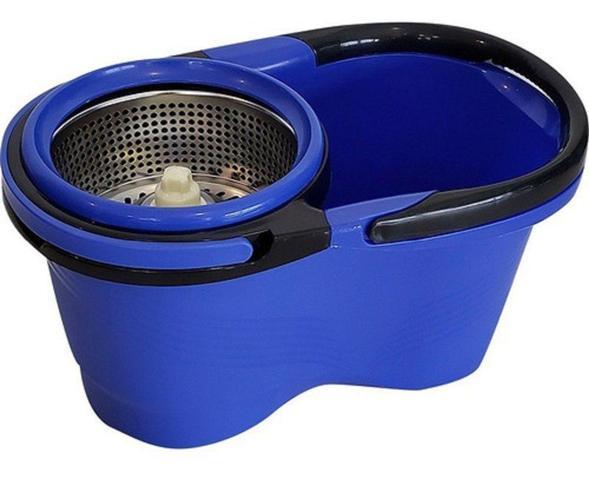 Imagem de Mop esfregao pro balde com centrifuga 380898 perfect