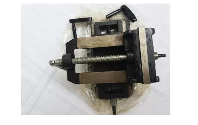 Imagem de Morsa coordenada 5 - 125mm - Marca Ipiranga Modelo F000101de Bancada