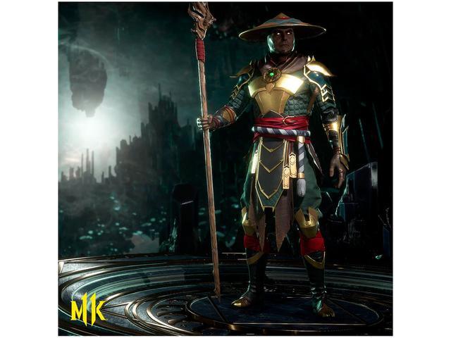 Imagem de Mortal Kombat 11 Ed. Steelbook para Xbox One