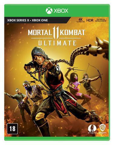 Jogo Mortal Kombat 11 - Xbox One - Warner Bros Interactive Entertainment