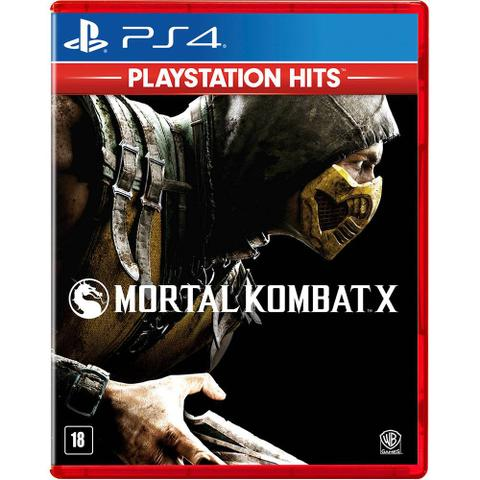 Jogo Mortal Kombat X Hits - Playstation 4 - Warner Bros Interactive Entertainment