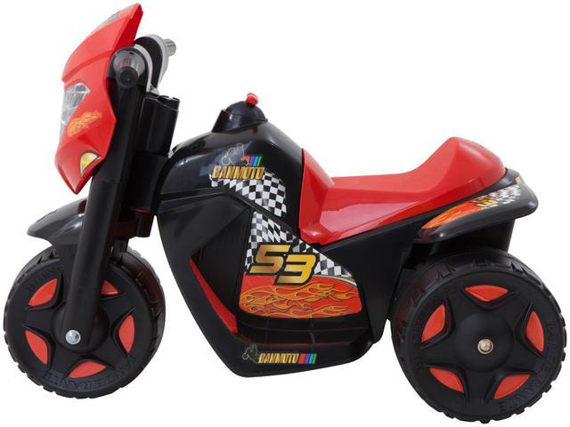 Imagem de Moto Elétrica Infantil Ban 2 Marchas 6 Volts