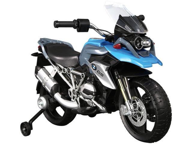 Imagem de Moto Elétrica Infantil BMW GS 12V