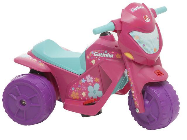 Imagem de Moto Elétrica Infantil Gatinha 2 Marchas