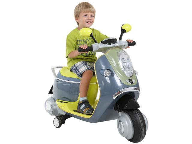 Imagem de Moto Elétrica Infantil Mini Scooter