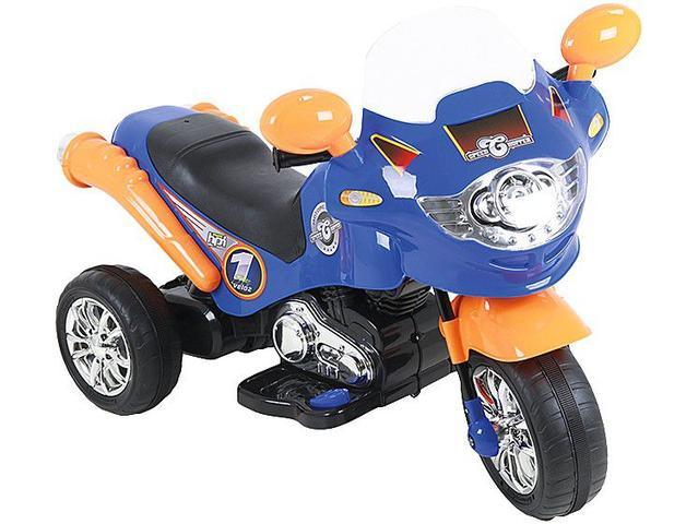 Imagem de Moto Elétrica Infantil Speed Chopper 6V