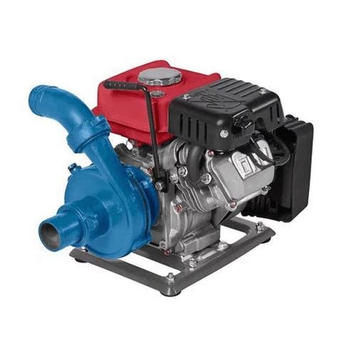 Imagem de Motobomba  Centrifuga á gasolina 4 tempos 2,8cv Partida Manual - Branco Motores