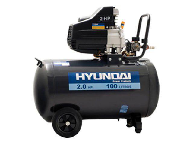 Compressor de Ar Elétrico Hyundai Hyac100d 110v