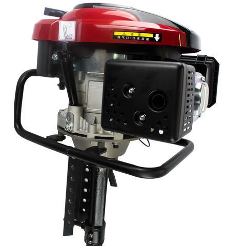 Imagem de Motor de Popa a Gasolina 6.5 hp 196cc 1,2 Litros - NMPG65