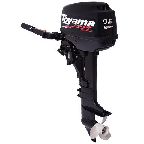 Imagem de Motor De Popa Bicilíndrico 169cc 2 Tempos TM9.8TS Toyama