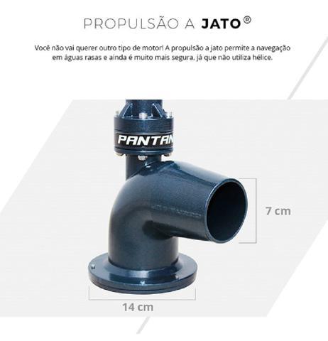 Imagem de Motor Jet Turbo Pantaneiro