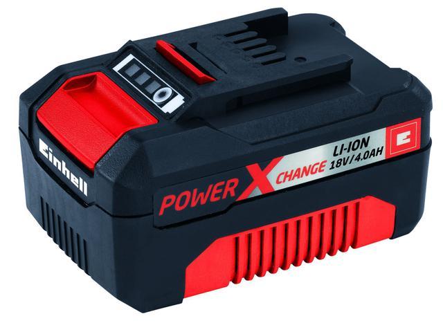 Imagem de Motosserra A Bateria Einhell 18v  com Bateria 4ah E Carregador Bivolt
