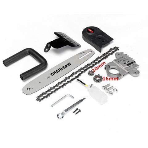 Imagem de Motosserra Adaptador Para Lixadeira/esmerilhadeira - Chain Saw