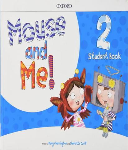 Imagem de Mouse And Me 2 - Students Book Pack