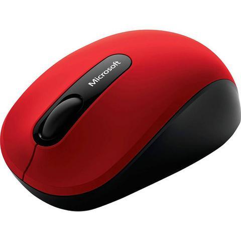 Imagem de Mouse Bluetooth Mobile 3600 Vermelho - Microsoft