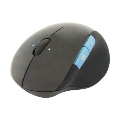 Mouse Wireless Óptico Led 1600 Dpis Confort 4d 6011320 Maxprint