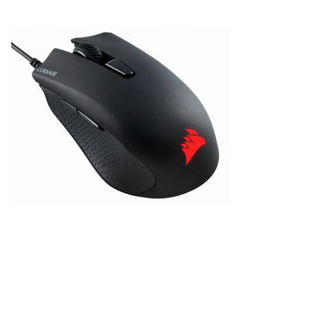 Mouse Usb Óptico Led 12000 Dpis Scimitar Rgb Moba Ch-9000091-na Corsair
