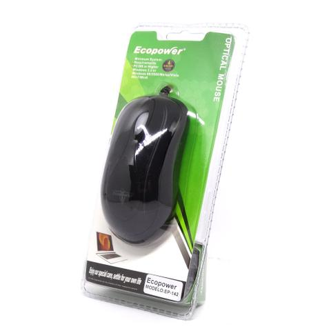 Mouse Usb Ep-142 Ecopower Eletrônicos